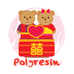 WEDDING_polyresin