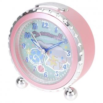 Products | Ellon Gift Products Ltd  - Cinnamoroll Round Sharp Alarm